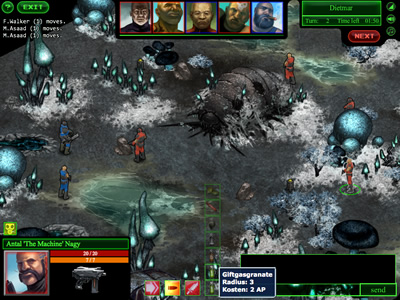 Bionic Battle Mutants Bild 2