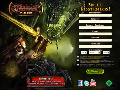 dragon online spiel