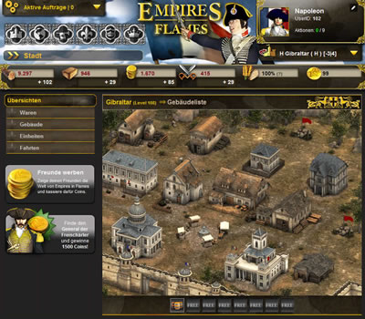 Empires in Flames Bild 2