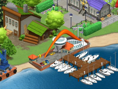 Harbor World Bild 2
