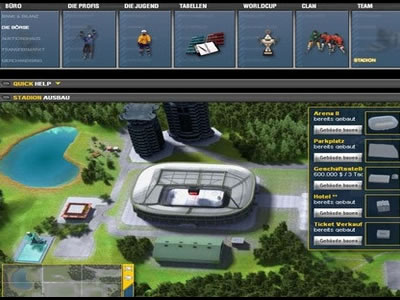 Hockey Manager Bild 2