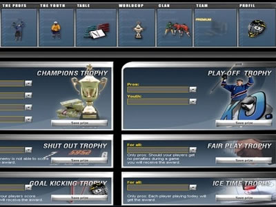 Hockey Manager Bild 3