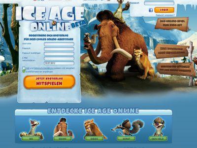 ice age spiele online kostenlos