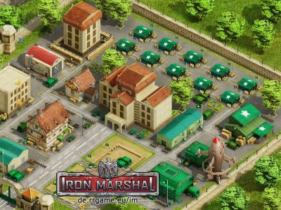 Iron Marshal Bild 2