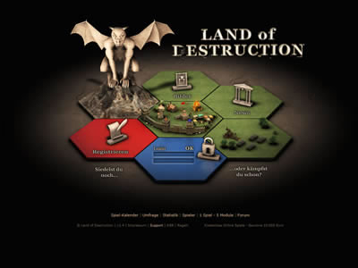 Land of Destruction
