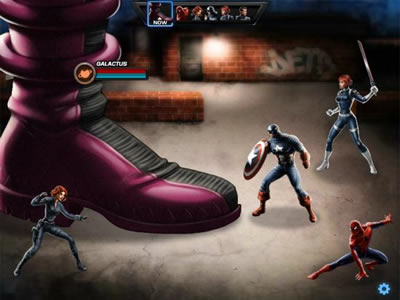 Marvel Avengers Alliance Bild 2
