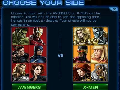 Marvel Avengers Alliance Bild 3