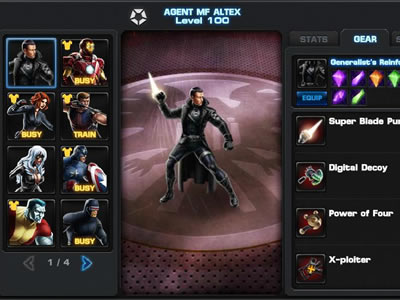 Marvel Avengers Alliance Bild 4