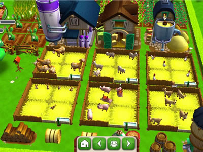 My Free Farm 2 Bild 2