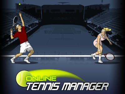 Online Tennis Manager