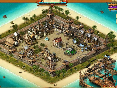Pirates: Tides of Fortune Bild 2