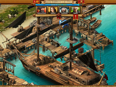 Pirates: Tides of Fortune Bild 3