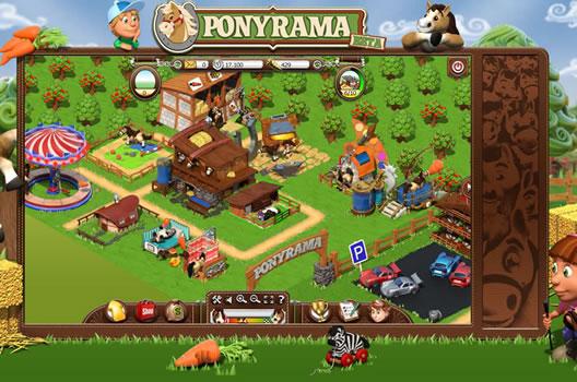 pferde browsergame