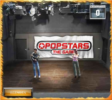Popstars The Game Bild 2