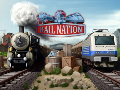 Rail Nation Spiel