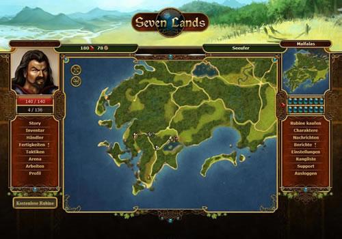 Seven Lands