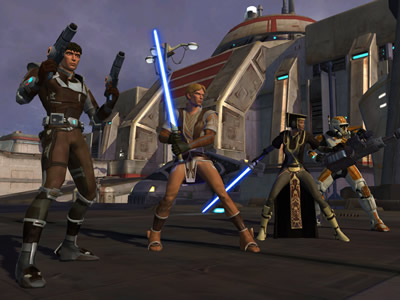 Ist Star Wars The Old Republic Kostenlos