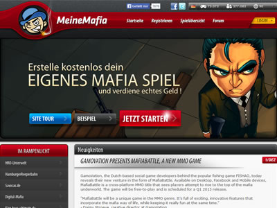The Crime of The Mafia Bild 2