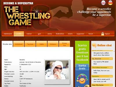 Wrestling Online Spielen