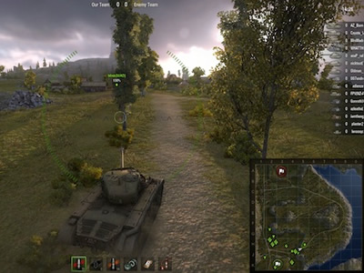World of Tanks Bild 3