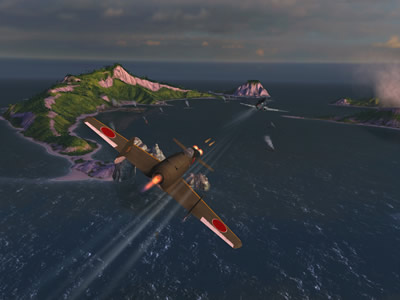 World of Warplanes Bild 2