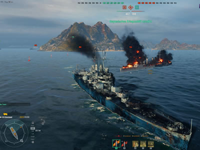 World of Warships Bild 2