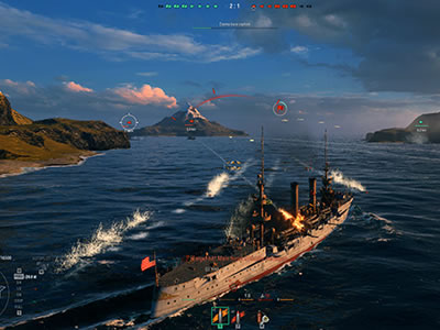 World of Warships Bild 3